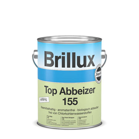 brillux top abbeizer 155 g nstig im farben online shop. Black Bedroom Furniture Sets. Home Design Ideas