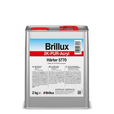 brillux 2k pur acryl h rter 5770 g nstig im farben. Black Bedroom Furniture Sets. Home Design Ideas